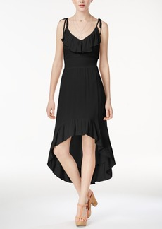 American Rag Juniors' Ruffled High-Low Dress, Created for Macy's