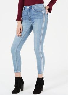 American Rag Juniors' Side-Stripe Skinny Jeans, Created for Macy's