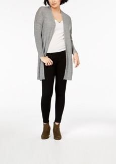 American Rag Juniors' Solid Duster Cardigan, Created for Macy's