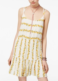 American Rag Juniors' Tiered Slip Dress, Only at Macy's
