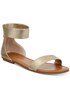 American Rag Keley Two-Piece Flat Sandals, Created for Macy's Women's Shoes