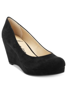 American Rag Kenna Platform Wedge Pumps, Created for Macy's Women's Shoes