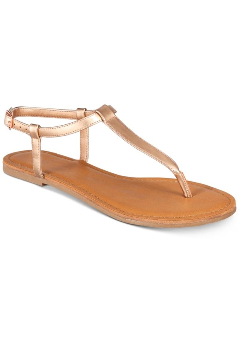 7d048e5a131 American Rag American Rag Krista T-Strap Flat Sandals