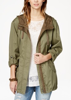 American Rag Lightweight Hooded Parka, Created for Macy's