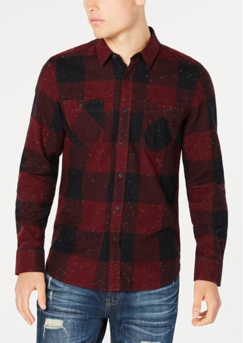 American Rag Men's Adam Nep Check Shirt, Created for Macy's