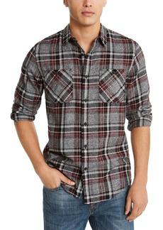 American Rag Men's Alex Plaid Shirt