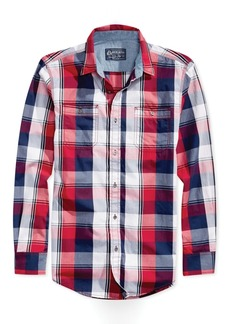 American Rag Men's American Plaid Shirt, Created for Macy's
