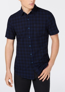 American Rag Men's Andy Plaid Shirt, Created for Macy's