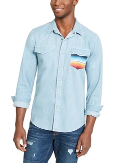 American Rag Men's Antonio Western Shirt, Created for Macy's