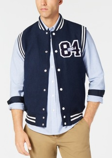 American Rag Men's Applique Varsity Vest, Created for Macy's