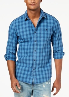 American Rag Men's Blake Check Shirt, Created for Macy's