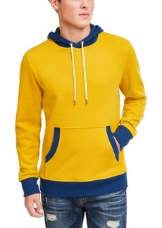 American Rag Men's Blocked Trim Hoodie