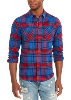 American Rag Men's Brady Plaid Shirt