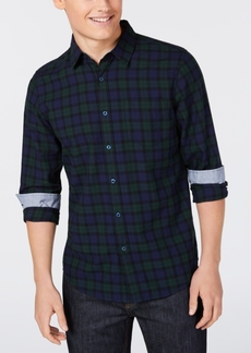 American Rag Men's Brooks Plaid Shirt, Created for Macy's