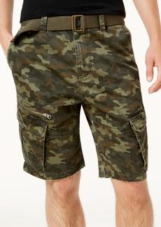 "American Rag Men's Camo Cargo 10"" Shorts, Created for Macy's"