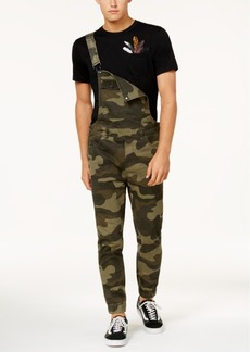 American Rag Men's Camo Overalls, Created for Macy's