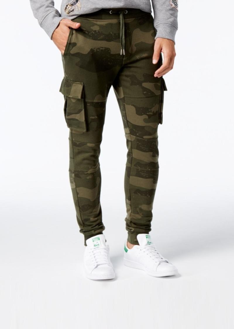 SALE! American Rag American Rag Men s Camo Cargo Jogger Pants ... 713b522f06c