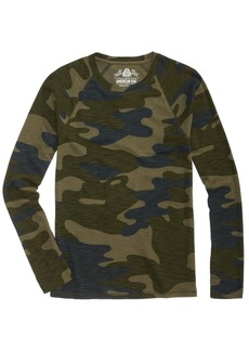 d11cfb70 American Rag American Rag Men's Camo Thermal T-Shirt, Created for Macy's |  T Shirts