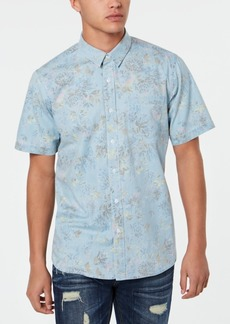 American Rag Men's Carter Floral Shirt, Created for Macy's