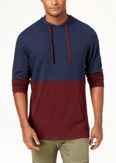 American Rag Men's Colorblocked Sweatshirt, Created for Macy's