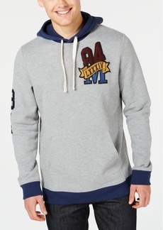 American Rag Men's Colorblocked Varsity Hoodie, Created for Macys