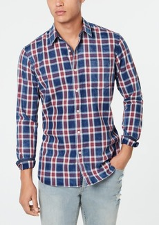 American Rag Men's Dio Plaid Shirt, Created for Macy's