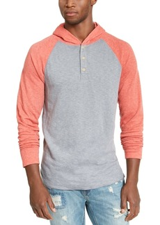 American Rag Men's Double Knit Hoodie