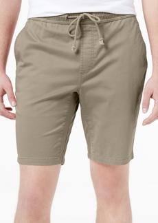 American Rag Men's Drawstring Jogger Shorts, Created for Macy's