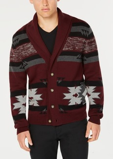 American Rag Men's Drifter Shawl-Collar Cardigan, Created for Macy's