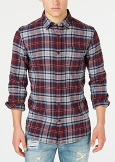 American Rag Men's Fallon Flannel 2 Shirt, Created for Macy's
