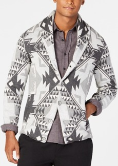 American Rag Men's Folklore Cardigan, Created for Macys