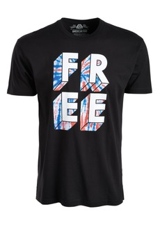 American Rag Men's Free Graphic T-Shirt, Created for Macy's