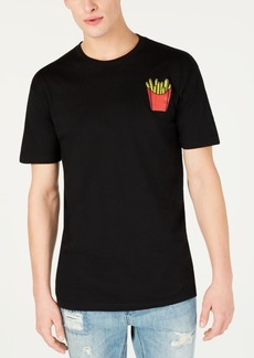 American Rag Men's French Fries Graphic T-Shirt, Created for Macy's