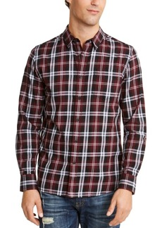 American Rag Men's Gabe Plaid Shirt