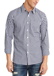American Rag Men's Harrell Check Shirt
