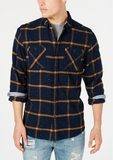 American Rag Men's Heaton Plaid Shirt, Created for Macy's