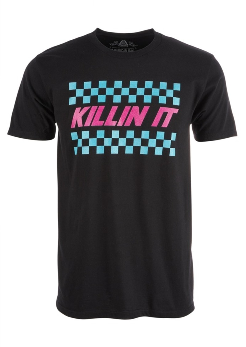 American Rag Men's Killin It Graphic T-Shirt, Created for Macy's
