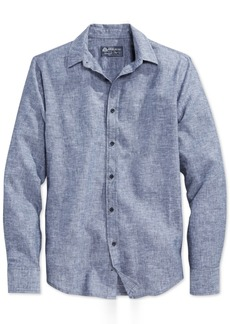 American Rag Men's Linen Shirt, Created for Macy's