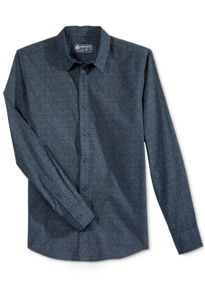 American Rag Men's Long Sleeve Shirt, Created for Macy's