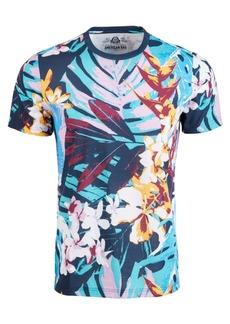 American Rag Men's Modern Foliage T-Shirt, Created for Macy's