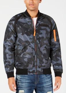 American Rag Men's Montrose Camo Bomber Jacket