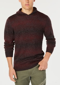 American Rag Men's Ombre-Stripe Hooded Sweater, Created for Macy's