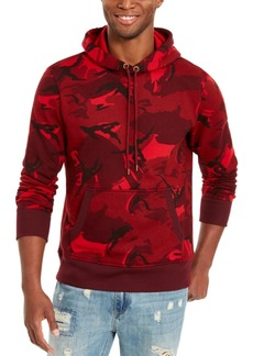 American Rag Men's Painterly Camo Hoodie, Created For Macy's