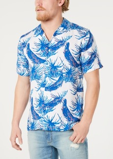 American Rag Men's Palm Bombay Shirt, Created for Macy's
