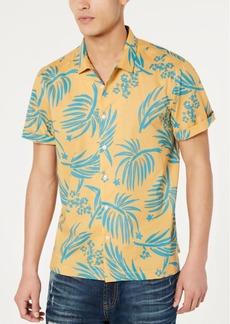 American Rag Men's Palm Print Shirt, Created for Macy's