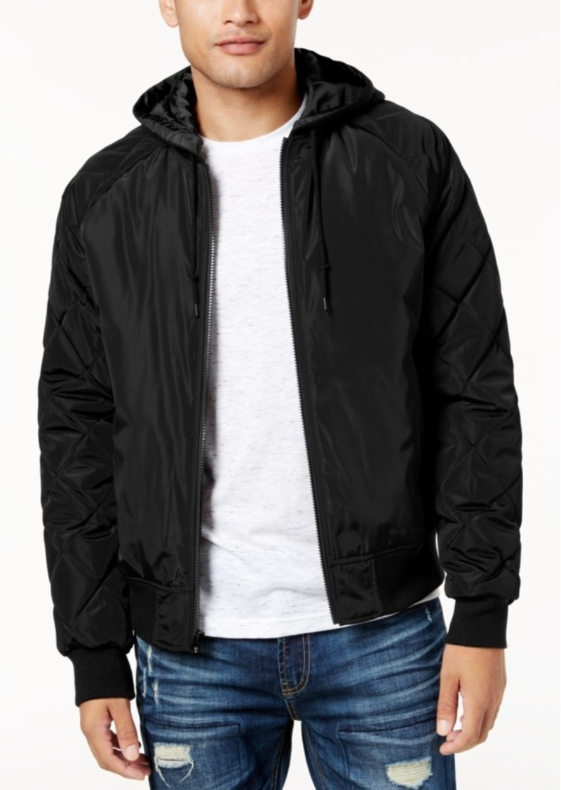 f87726e72 Men's Quilted Bomber Jacket, Created for Macy's
