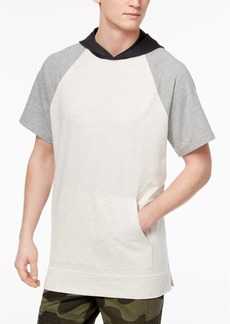American Rag Men's Raglan Short-Sleeve Hoodie, Created for Macy's