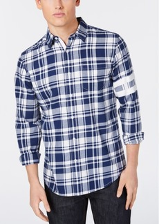 American Rag Men's Seager Plaid Shirt, Created for Macy's