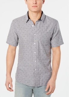 American Rag Men's Short Sleeve Shirt, Created for Macy's
