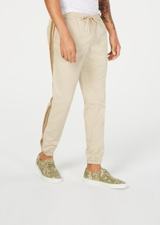 American Rag Men's Side Stripe Jogger Pants, Created for Macy's